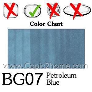 BG07 - Petroleum Blue