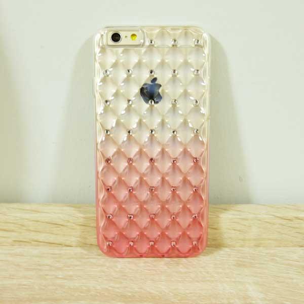 เคสไอโฟน 5/5s สีชมพู