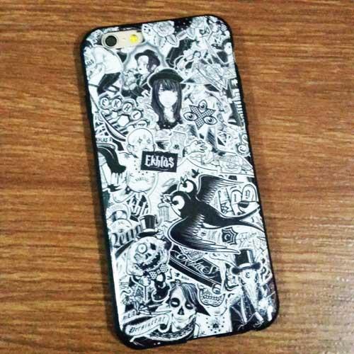 เคสไอโฟน 6 เคสยาง