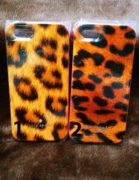 เคสพลาสติกแข็ง Tiger for iPhone 5 5s