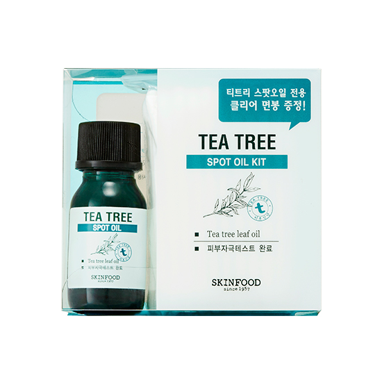 Skinfood Tea Tree Spot Oil