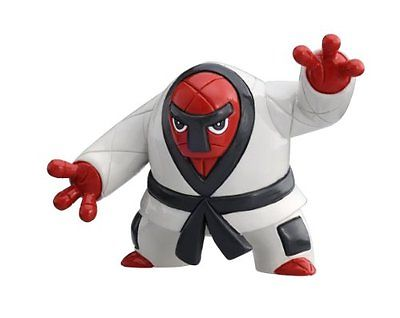 Takaratomy Pokemon Black & White M Figure - M -145 Nageki/Throh