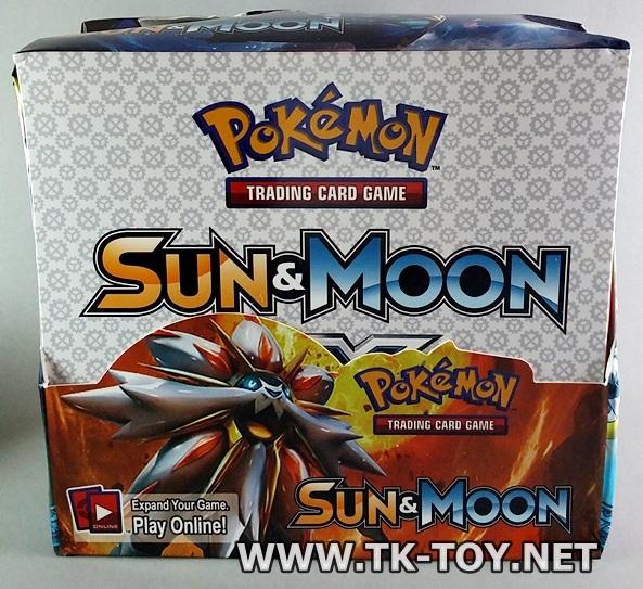 การ์ดโปเกมอน [POKEMON CARD GAMES] PG-07 [1 BOX]