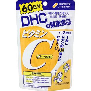 DHC Vitamin C (60วัน) ช่วยปรับสภาพผิวให้สดใส ช่วยลดฝ้า จุดด่างดำ หน้าหมองคล้ำ และยังเป็นตัวช่วยเพิ่ม ประสิทธิภาพในการดูดซึมของอาหารเสริมตัวอื่นๆให้ได้ผลดีขึ้น