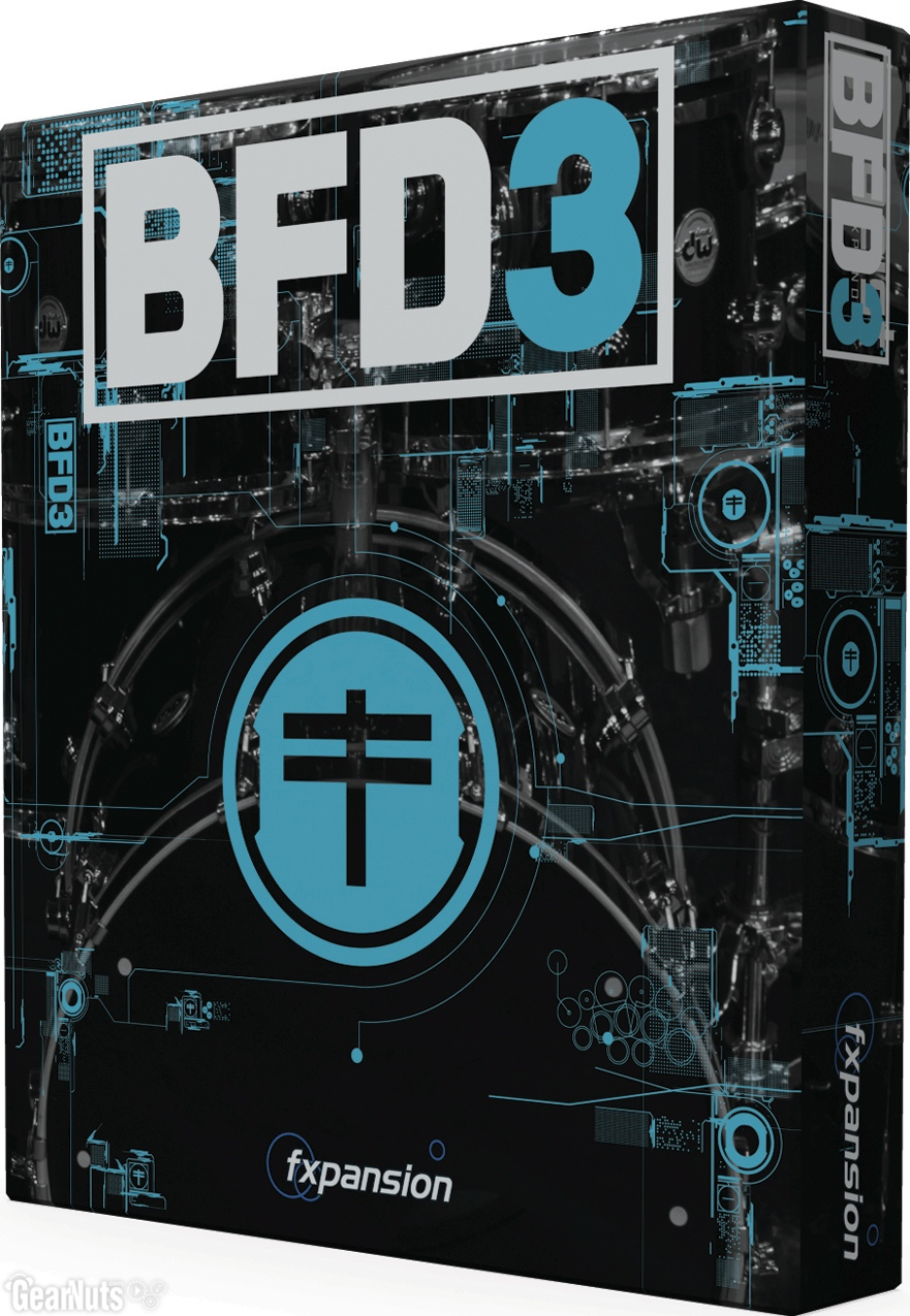 FXpansion BFD3 Full Core Library