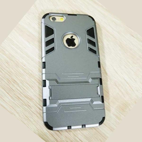 เคสไอโฟน 6/6S NEX2 เคสขาตั้ง สีบรอน
