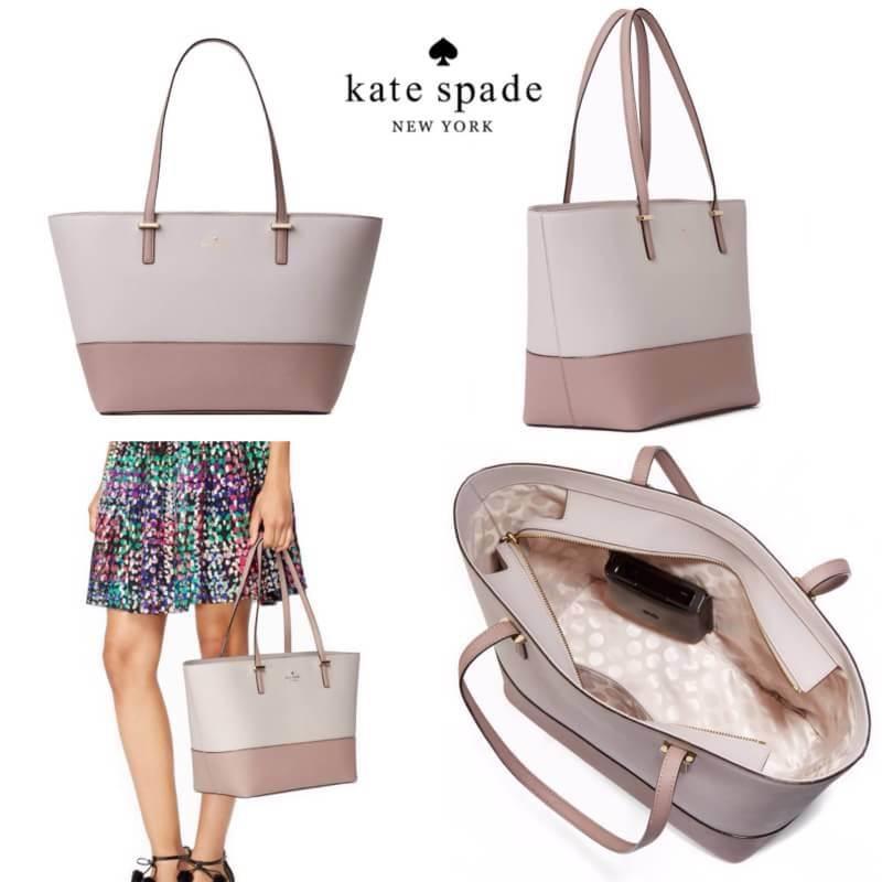 Kate spade Kate Spade tote bag CEDAR STREET SMALL HARMONY LEATHER