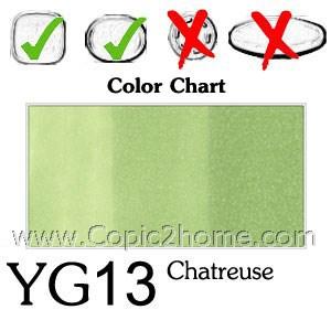 YG13 - Chatreuse