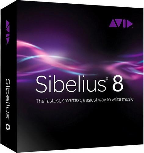 Avid Sibelius 8 4 2 build 231 For MAC