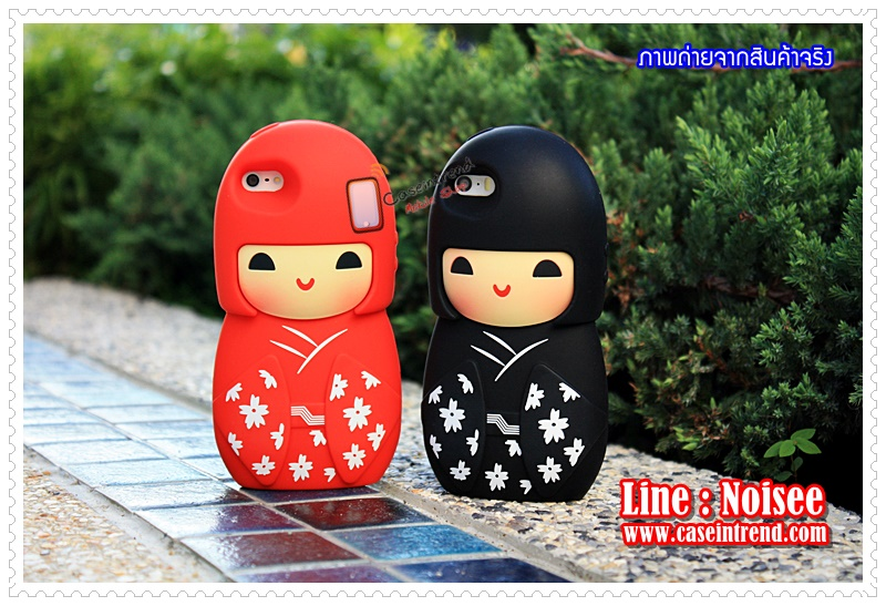 เคส iPhone5/5s - Japan doll