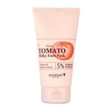 Skinfood Premium Tomato Milky Face Pack