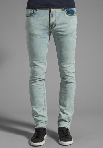 Pre order Thin Finn in Organic Bleached Jean
