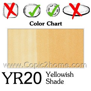YR20 - Yellowish Shade