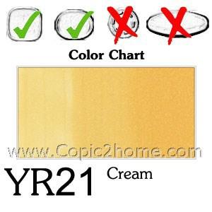 YR21 - Cream