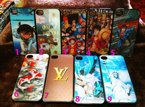 3D case for iphone 4 4s