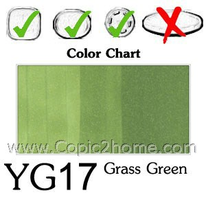 YG17 - Grass Green