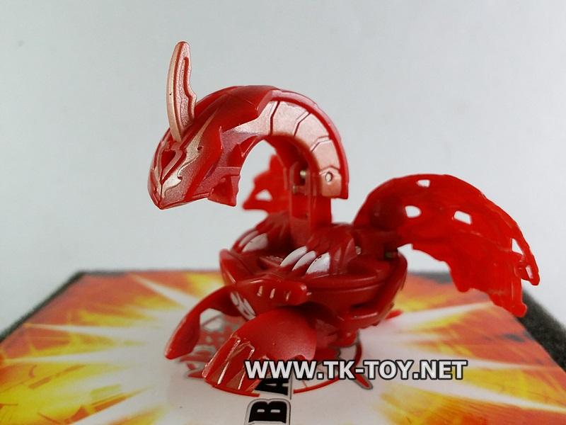 บาคุกัน Bakugan Red Pyrus Apollonir