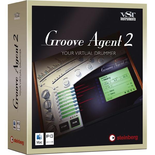 Steinberg Groove Agent V.2.0