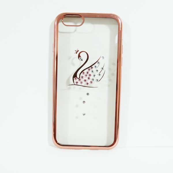 เคสไอโฟน 5/5s/SE หงส์เพชร