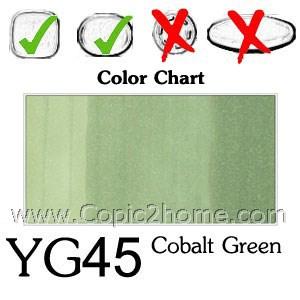 YG45 - Cobalt Green