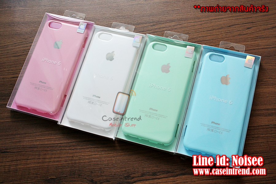 เคส iPhone 6/6S Plus - Color Protective