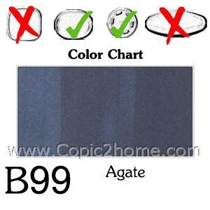 B99 - Agate