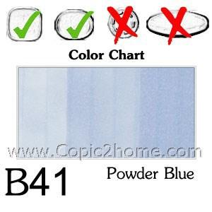 B41 - Powder Blue