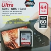 SD Sandisk Ultra 64GB 80MB/s (533X) (SDSDUNC_064G_GN6IN)
