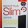 "Seagate Backup Plus Slim 2TB 2.5"" (Black) USB3.0 (STDR2000300)"