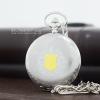 นาฬิกาตลับทางกลมพรีเมียมฝาทึบสีเงินระบบถ่านควอทซ์ ลายClassic European#1 (พร้อมส่ง)