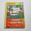 การผจญภัยของเมาคลีลูกหมาป่า (The Jungle Book) Rudyard Kipling เขียน (ไม่มี CD)