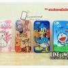 เคสiPhone5c - TPU ลายการ์ตูน