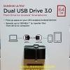 Flashdrive OTG Sandisk Ultra Dual Drive 64GB USB3.0 (SDDD2_064G_GAM46)