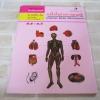 หนังสือส่งเสริมการอ่านวิชาวิทยาศาสตร์ ชุด สิ่งมีชีวิต เรื่อง กลไกในร่างกายมนุษย์ (Human Body Mechanism) จำนง พรายแย้มแข เรียบเรียง