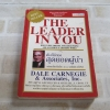 คัมภีร์ทองสุดยอดผู้นำ (The Leader in You) สจ๊วต อาร์. เลวินและไมเคิล เอ. ครอม เขียน ม.ร.ว.รมณียฉัตร แก้วกิริยา แปล (จองแล้วค่ะ)