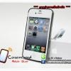 เคส iPhone4/4s - Pudding Case พร้อมจุกอุดกันฝุ่น