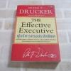 ผู้บริหารทรงประสิทธิผล (The Effective Executive) Peter F. Drucker เขียน สุธี พนาวร แปล***สินค้าหมด***