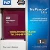 "WD New Passport Ultra 1TB 2.5"" (Berry) USB3.0 (WDBGPU0010BRD)"