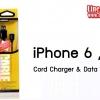 สายชาร์จ iPhone 6 /6+ - Remax ถึกทน ของแท้