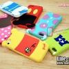 เคส iPhone4/4s - การ์ตูน Disney [เคสนิ่ม ซิลิโคน]
