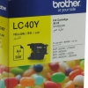BROTHER INK CARTRIDGE LC-40Y สีเหลือง