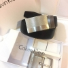 CALVIN KLEIN MEN REVERSIBER LEATHER BELT VALUE PACK Limited Edition