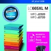 BROTHER INK CARTRIDGE LC-665XLM สีแดง