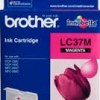 BROTHER INK CARTRIDGE LC-37M สีแดง