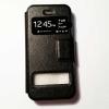 เคสไอโฟน 6/6S แบบฝาพับ สีดำ