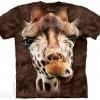 เสื้อยืด3Dสุดแนว(GIRAFFE T-SHIRT)