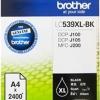 BROTHER INK CARTRIDGE LC-539XLBK สีดำ
