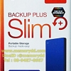"Seagate Backup Plus Slim 1TB 2.5"" (Blue) USB3.0 (STDR1000302)"