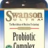 Swanson Premium - Probiotic Complex 120 Veggie Capsules