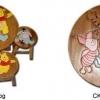 ลาย Pooh CK00ฺB โต๊ะ ขนาด 18*20 นิ้ว จำนวน 1 ตัว เก้าอี้ ขนาด 10*10 นิ้ว จำนวน 4 ตัว ผลิตจากไม้จามจุรีแท้ ไม่ใช่ไม้อัด รับน้ำหนักได้ถึง 70 กก.